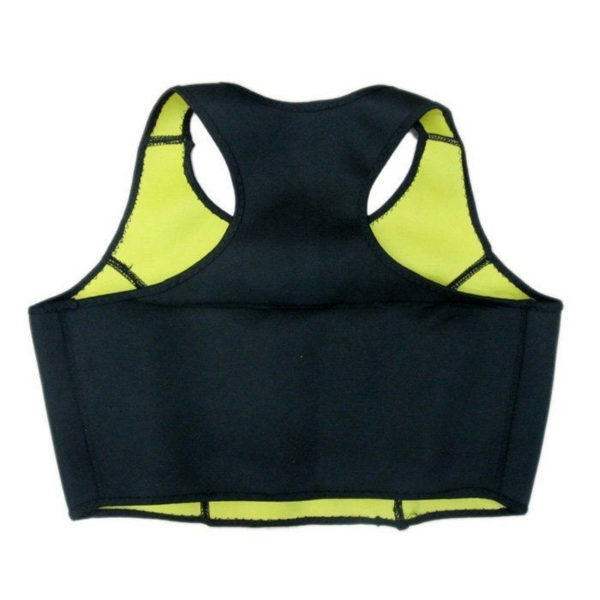Fitness top back