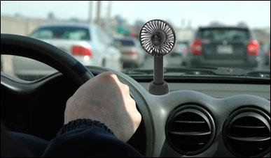 ανεμιστήρας φορητότητα αμάξι