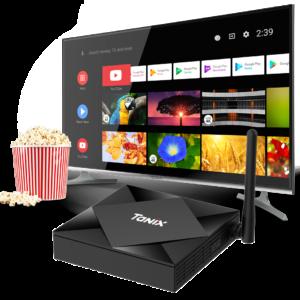 Tanix TX6S Smart Tv box